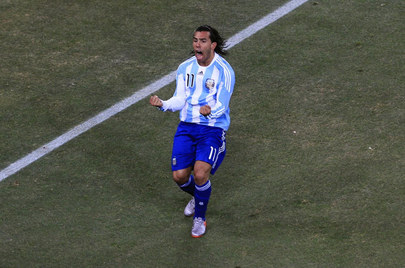 Mondiali Brasile 2014, Argentina: Sabella non convoca Tevez