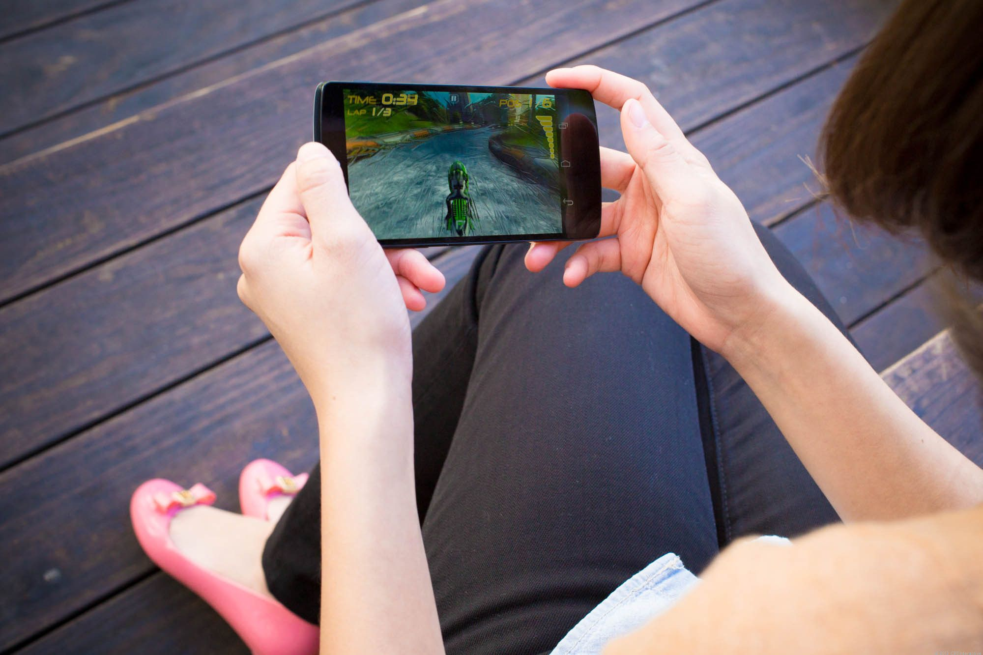 Nexus 5 gioco