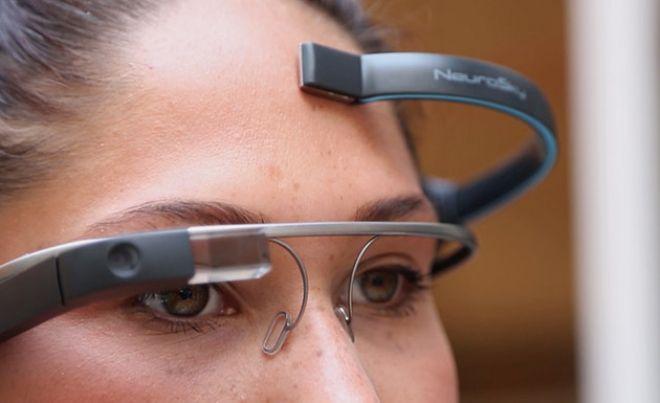 Occhiali di Google in sala operatoria durante un'operazione al cuore