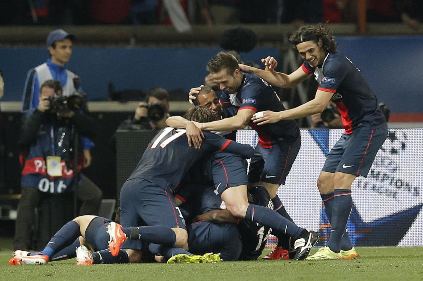 PSG campione di Francia 2013/14, il Monaco si arrende