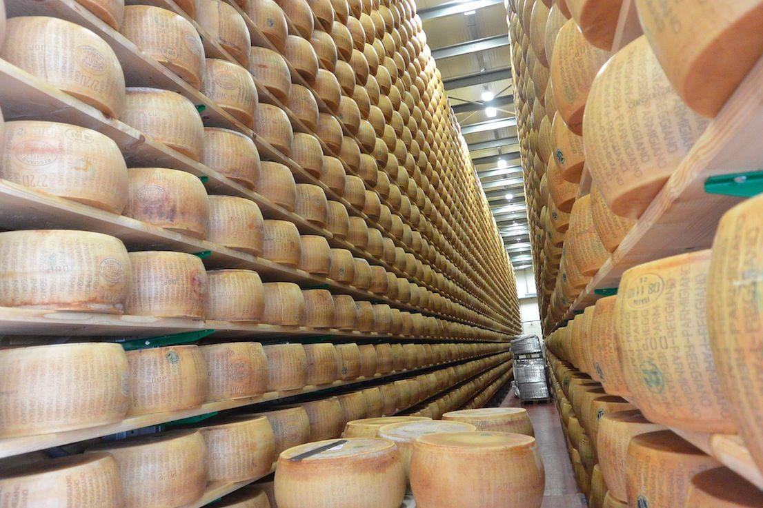 Parmigiano Reggiano Albalat