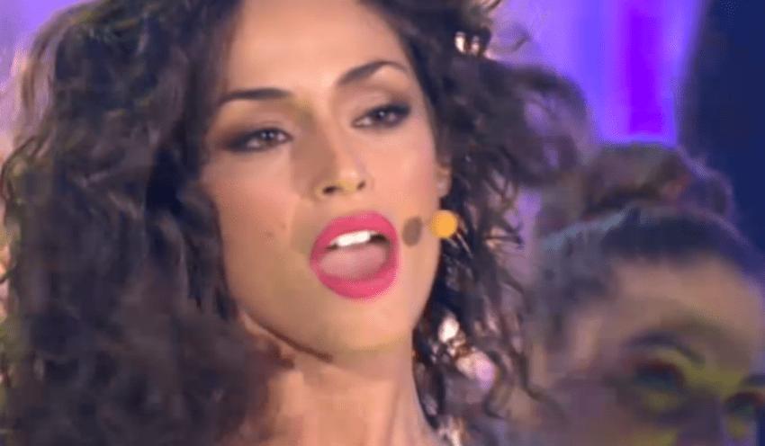Raffalla Fico: Rush, il primo singolo, presentato a Quelli che il calcio