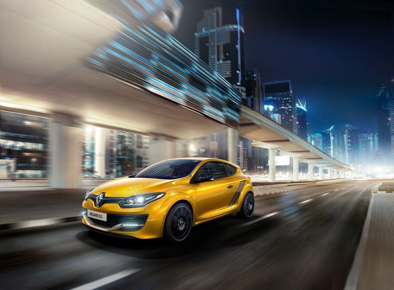 Renault Mégane RS 275 Trophy: dati tecnici e caratteristiche