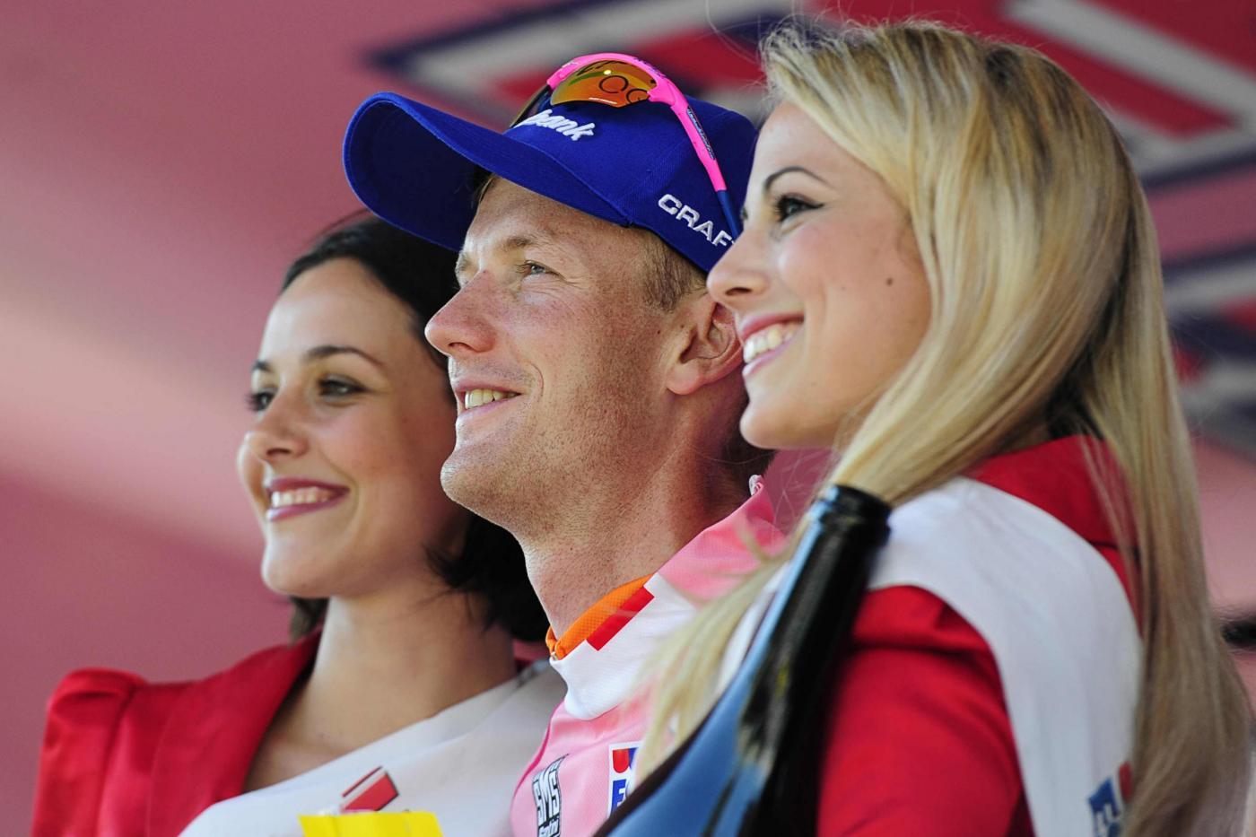 Giro d'Italia 2014: Weening esulta a Sestola, grande Pozzovivo
