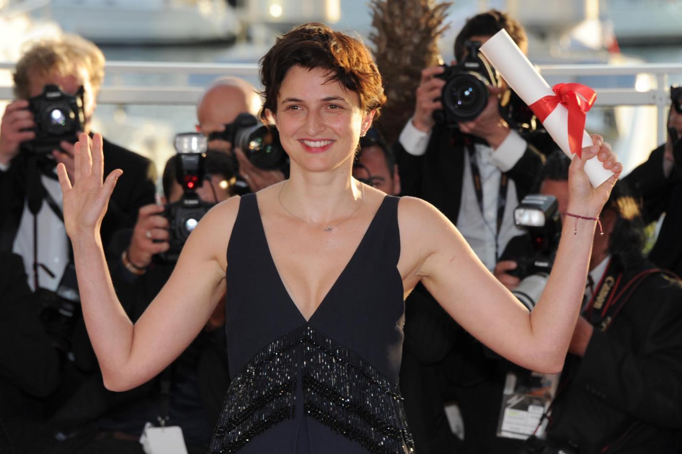 Alice Rohrwacher Gran premio della Giuria Cannes 2014
