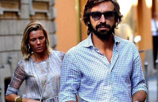 Andrea Pirlo e Deborah Roversi, divorzio da 55mila euro al mese