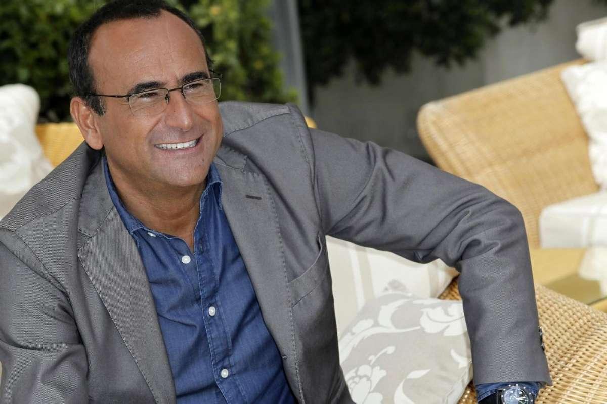Carlo Conti: 'A Sanremo 2015? Vorrei Mina'