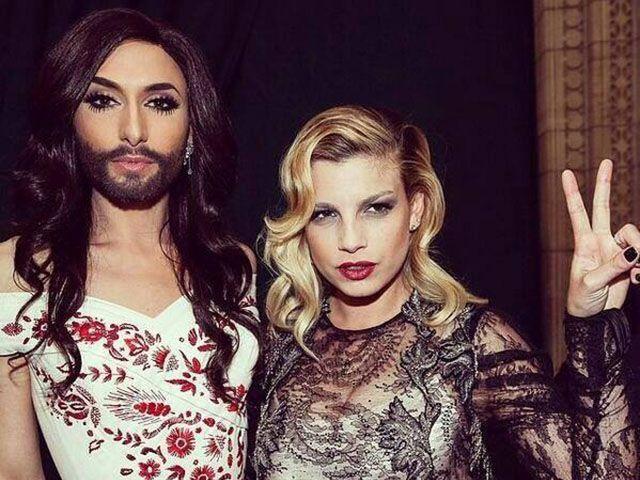 Conchita Wurst: chi è la cantante con la barba dell'Eurovision Song Contest 2014