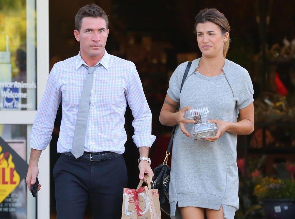 Chi è Brian Perri, il fidanzato di Elisabetta Canalis?