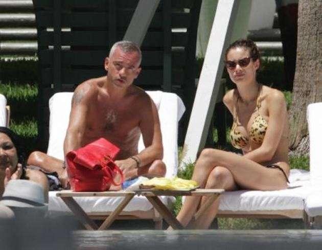 Eros Ramazzotti e Marica Pellegrinelli sposi il 21 giugno