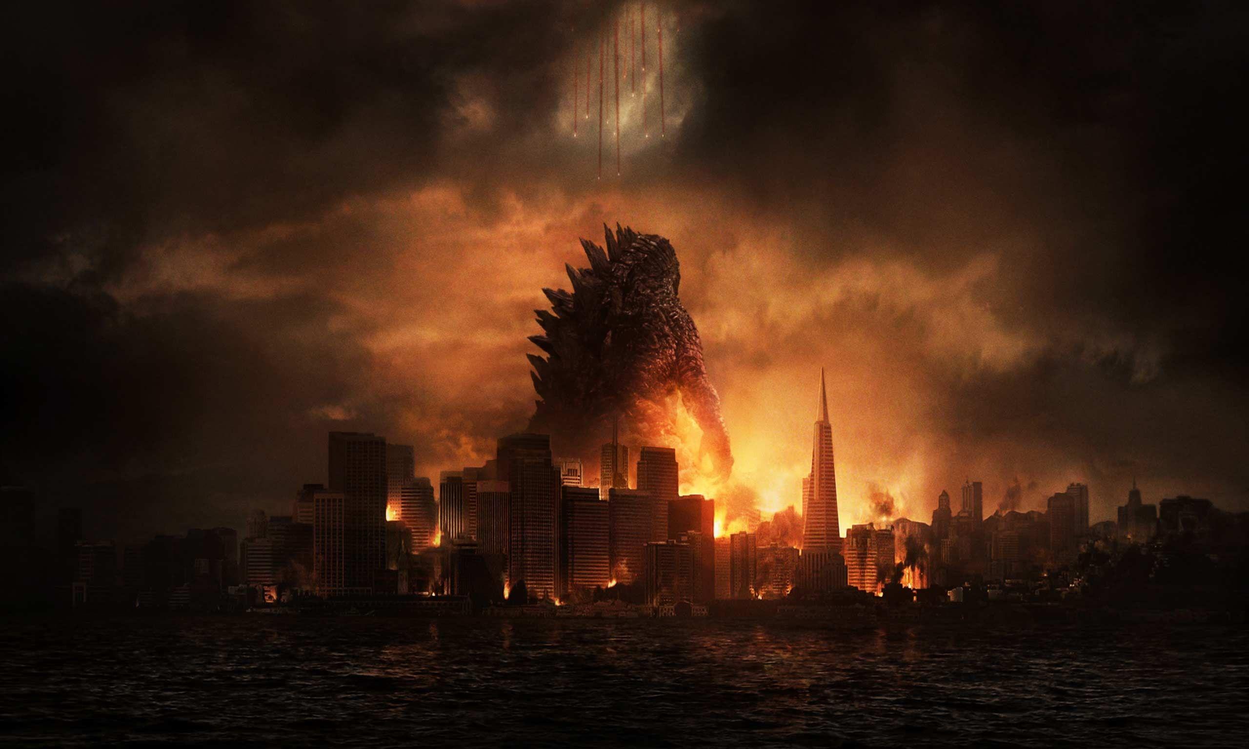 Godzilla 2014: trailer italiano del reboot diretto da Gareth Edwards