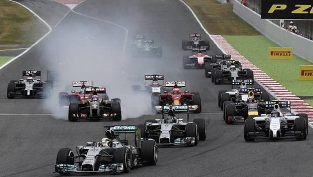 GP Spagna F1 2014, la gara: Hamilton vince, Alonso solo sesto