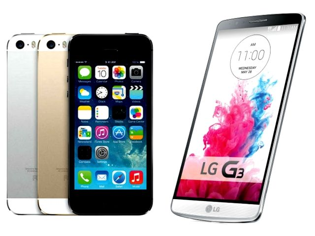 iPhone 5S vs LG G3: quale dei due acquistare?