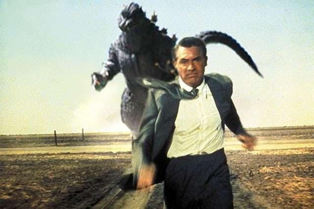 Godzilla protagonista di celebri film della storia del cinema