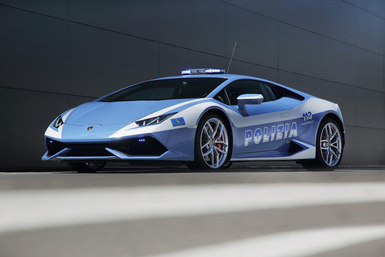 Lamborghini Huracàn: un esemplare per la Polizia