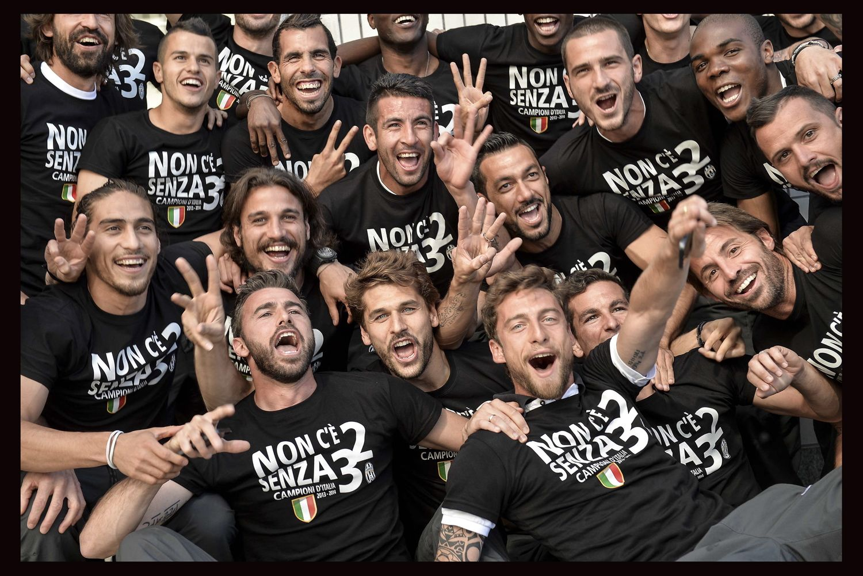 Juventus-Atalanta 1-0, Padoin decide la festa scudetto