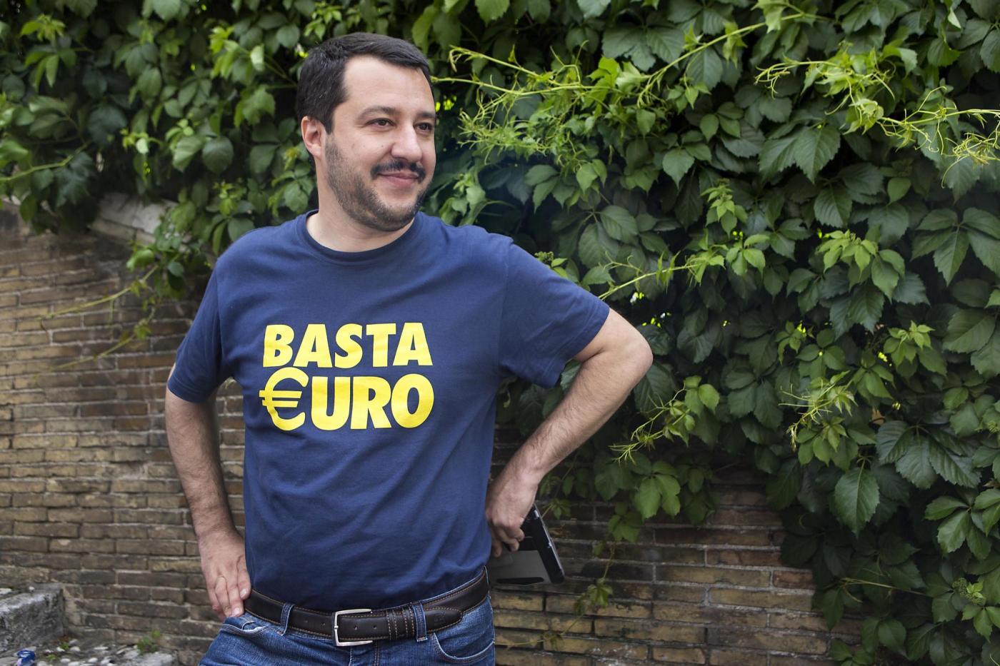 Elezioni Europee 2014: Matteo Salvini è il più forte su internet