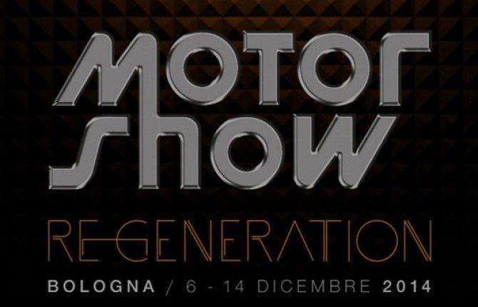 Motor Show Bologna 2014: per i 39 anni del Salone via alla Re-Generation