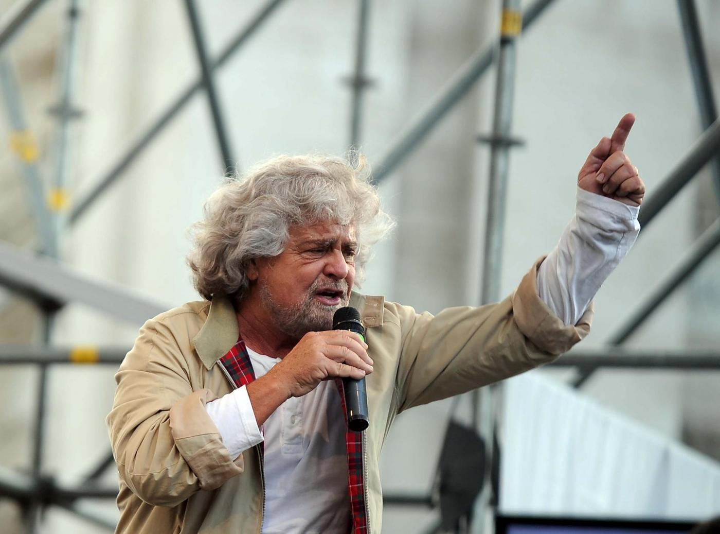 Movimento 5 Stelle in crisi: Beppe Grillo contro Luigi Di Maio