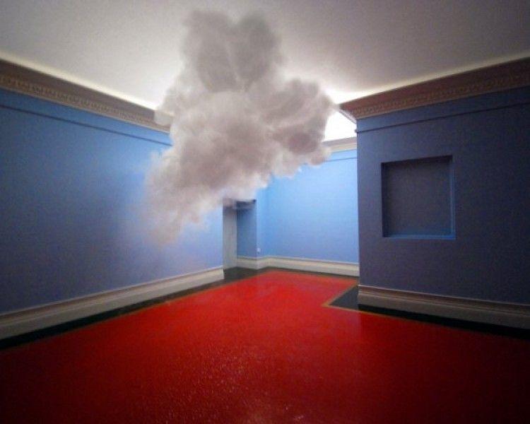 Berndnaut Smilde: l'artista che crea le nuvole arriva da Amsterdam