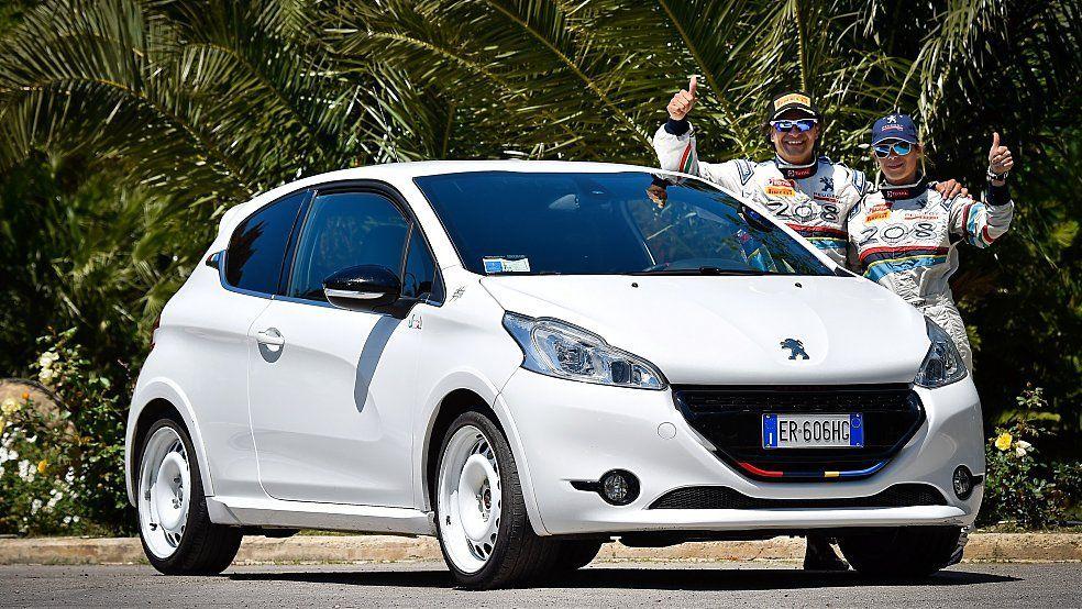 Peugeot 208 GTi UcciUssi: one-off dedicata a Paolo Andreucci