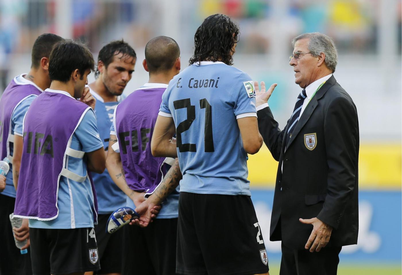 Mondiali Brasile 2014: tanta Italia nei 25 pre-convocati dell'Uruguay