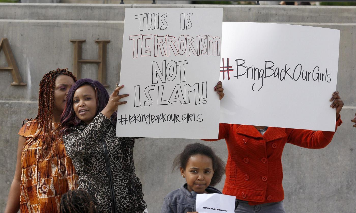 Ragazze rapite in Nigeria, Boko Haram: 'Date in spose, nessuna tregua'