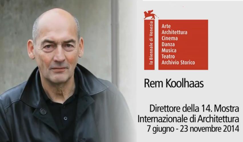 Biennale di Venezia 2014: il programma della Mostra Internazionale di Architettura