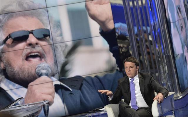 Campagna elettorale 2014: Renzi e Grillo si contendono il ricordo di Berlinguer