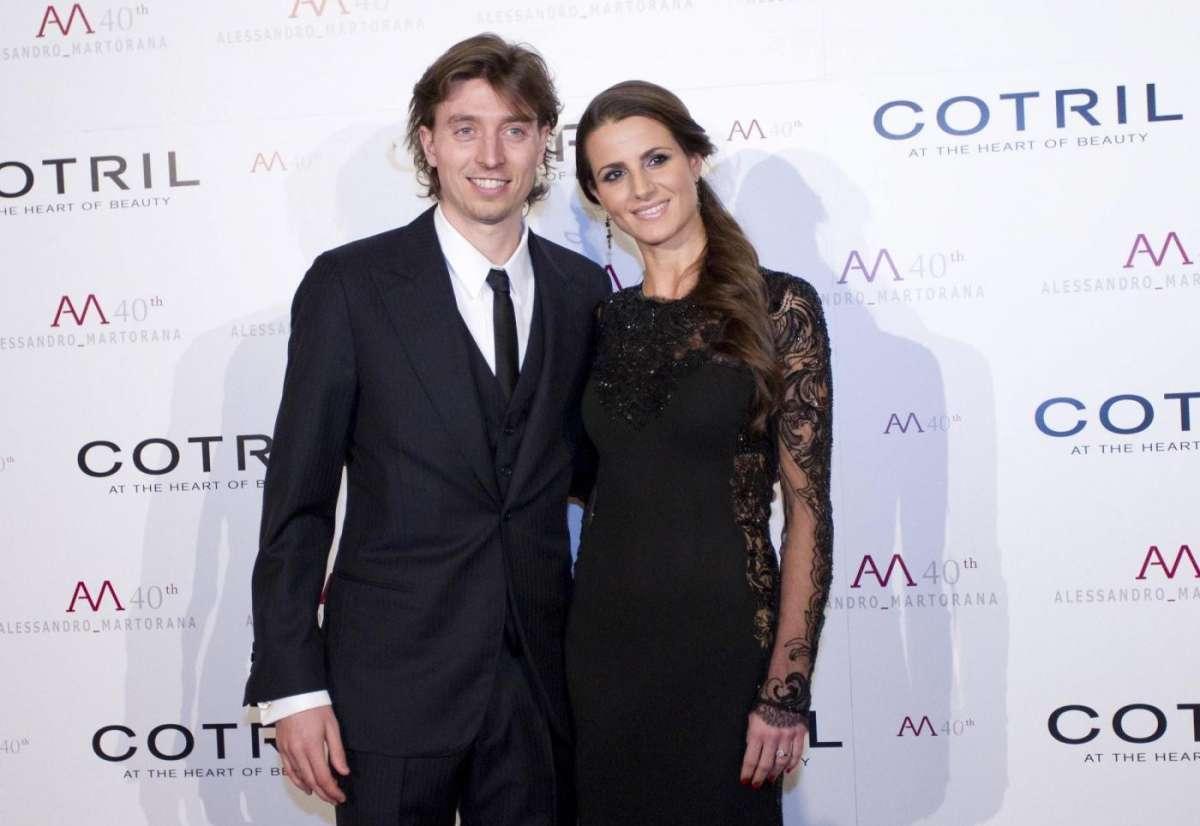 Cristina De Pin e Riccardo Montolivo sposi! Il calciatore e la modella dicono 'sì'