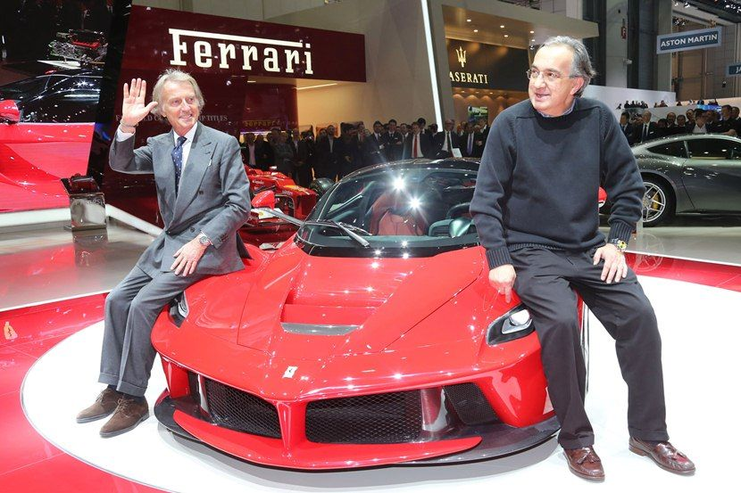 "Marchionne, ""Ferrari non è in vendita"""