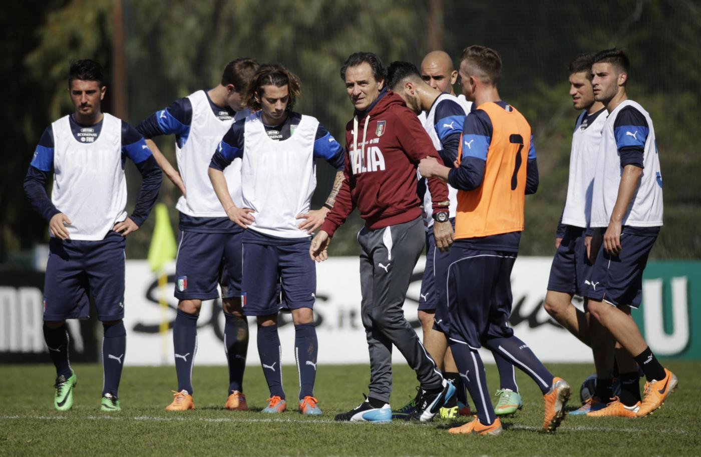 Mondiali Brasile 2014: i convocati dell'Italia, fuori Rossi