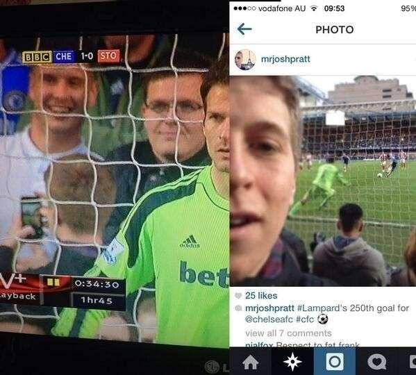 I selfie più strani e divertenti del web