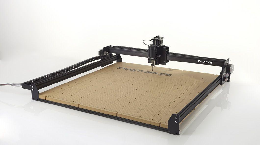 La stampante 3D che modella il legno