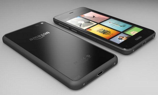 Smartphone Amazon con gesture 3D uscirà il 18 giugno
