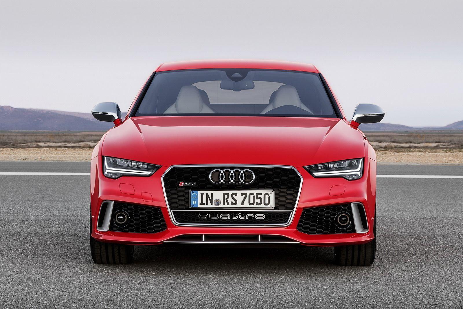 Audi RS7 Sportback 2015: motore, dati e prezzo