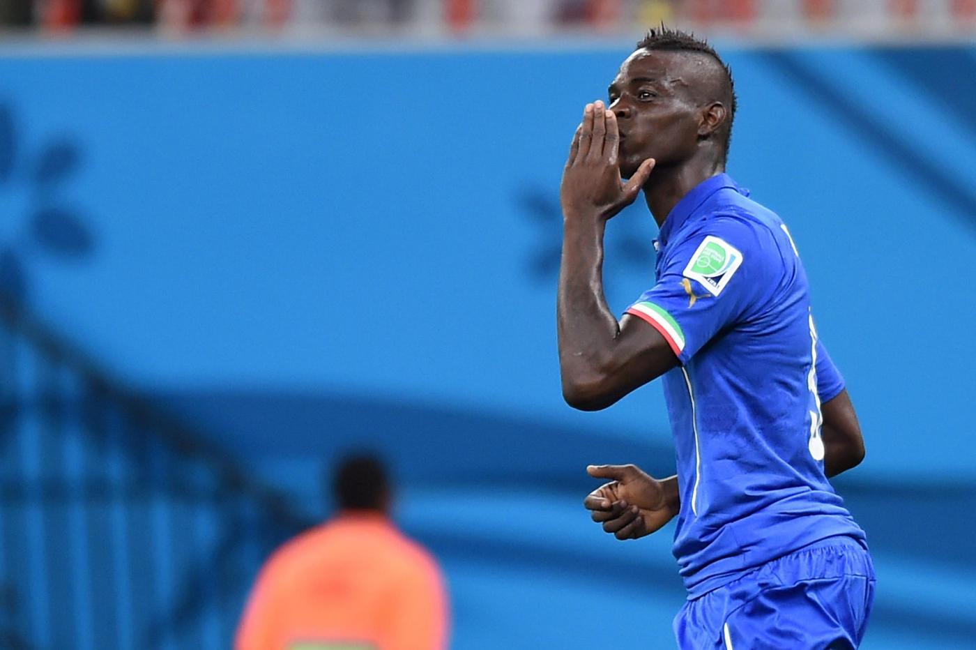 Mondiali 2014, Italia vs Inghilterra 2-1: Marchisio e Balotelli lanciano gli azzurri