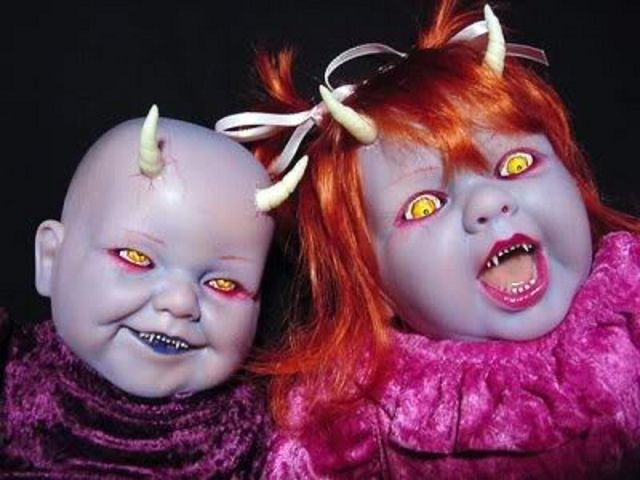 Bambole infernali