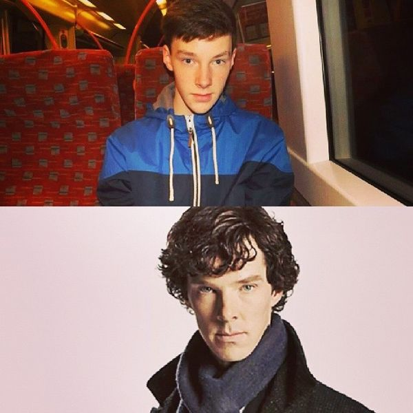 Benedict Cumberbatch Tyler Michell