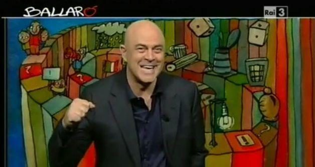 La copertina di Maurizio Crozza a Ballarò, ultima puntata del 24 giugno 2014: 'Che brutta questa Italia'
