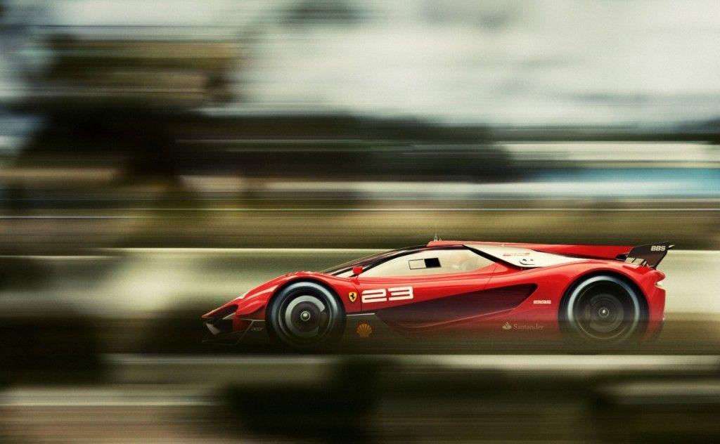 Ferrari Xerzi Competizione Edition 133 1024x632