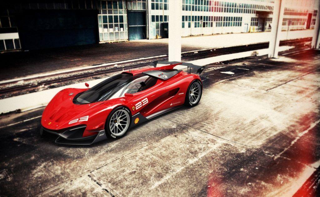 Ferrari Xerzi Competizione Edition 93 1024x632