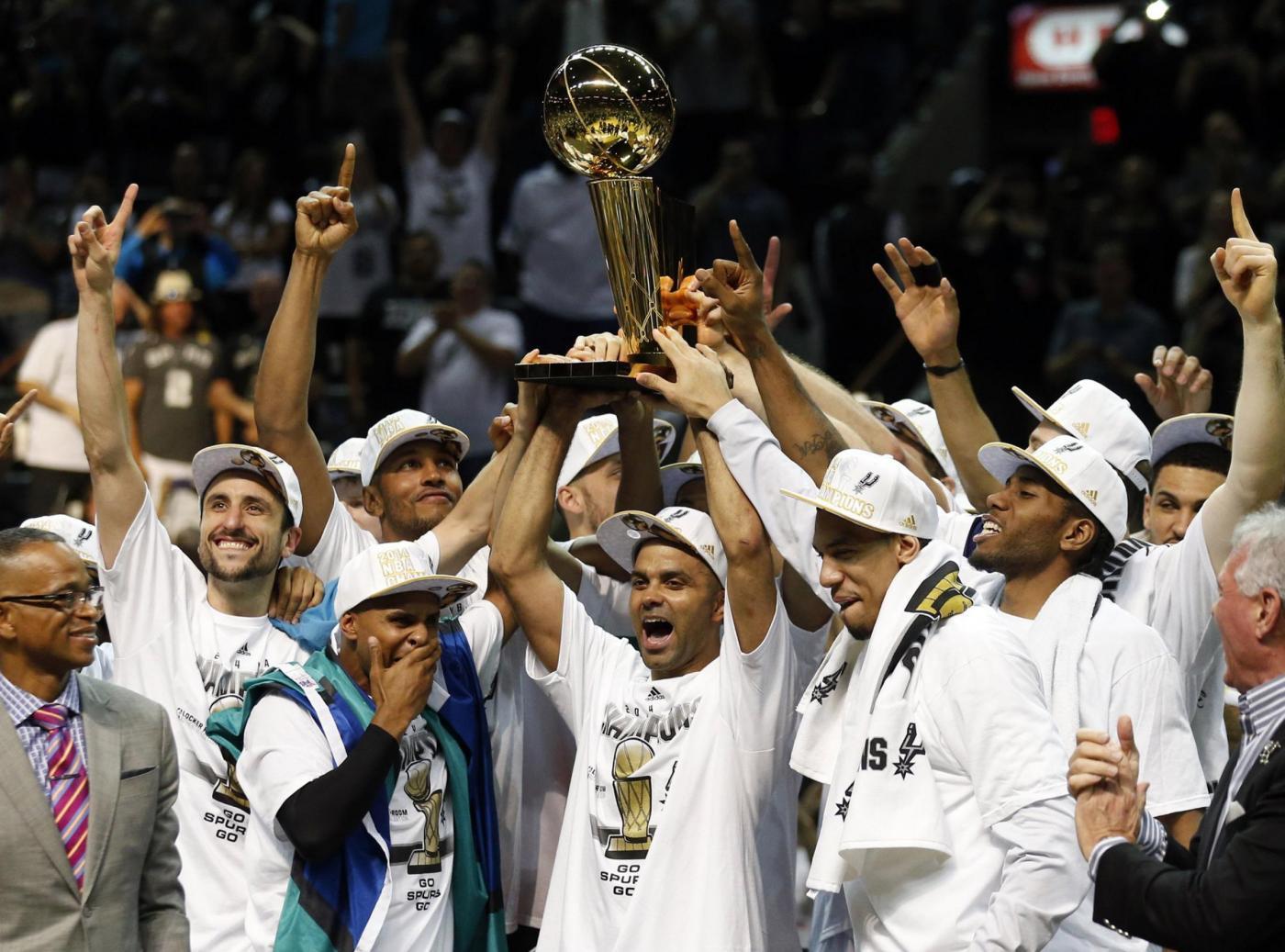 NBA Finale 2014: San Antonio batte Miami 4-1