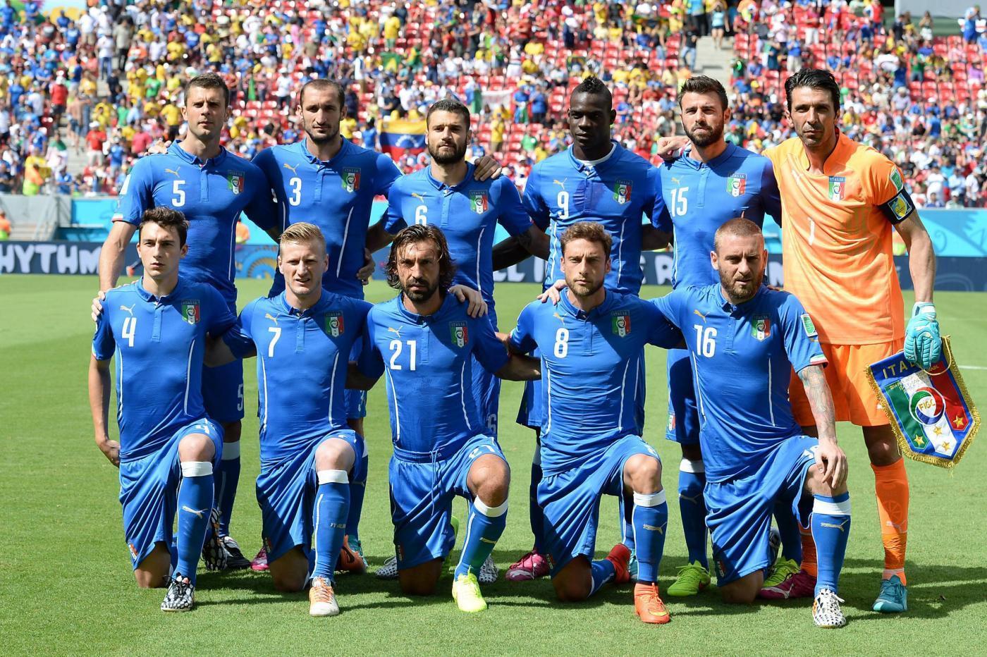 Mondiali 2014, Italia vs Costa Rica: le pagelle del post-disastro azzurro