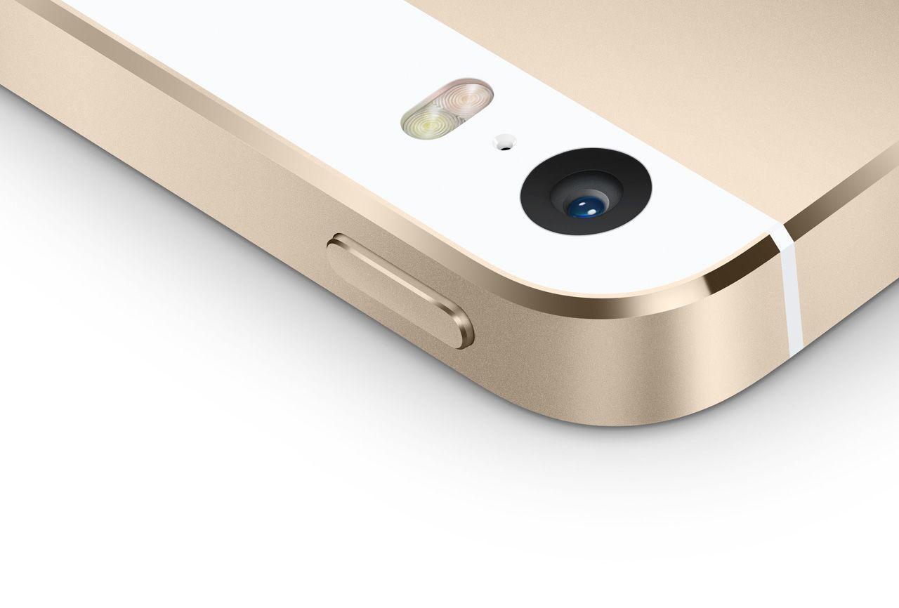 Fotocamera di iPhone 5s