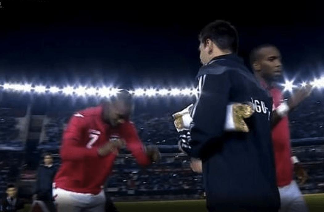 Messi fa inchinare gli avversari