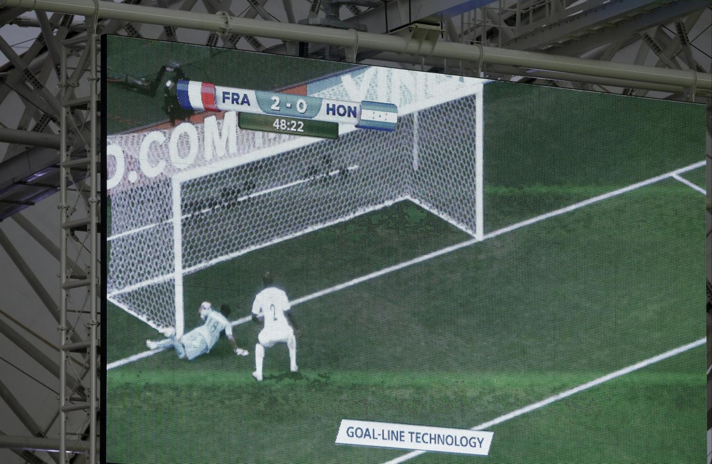 Mondiali 2014: il primo gol tecnologico in Francia Honduras