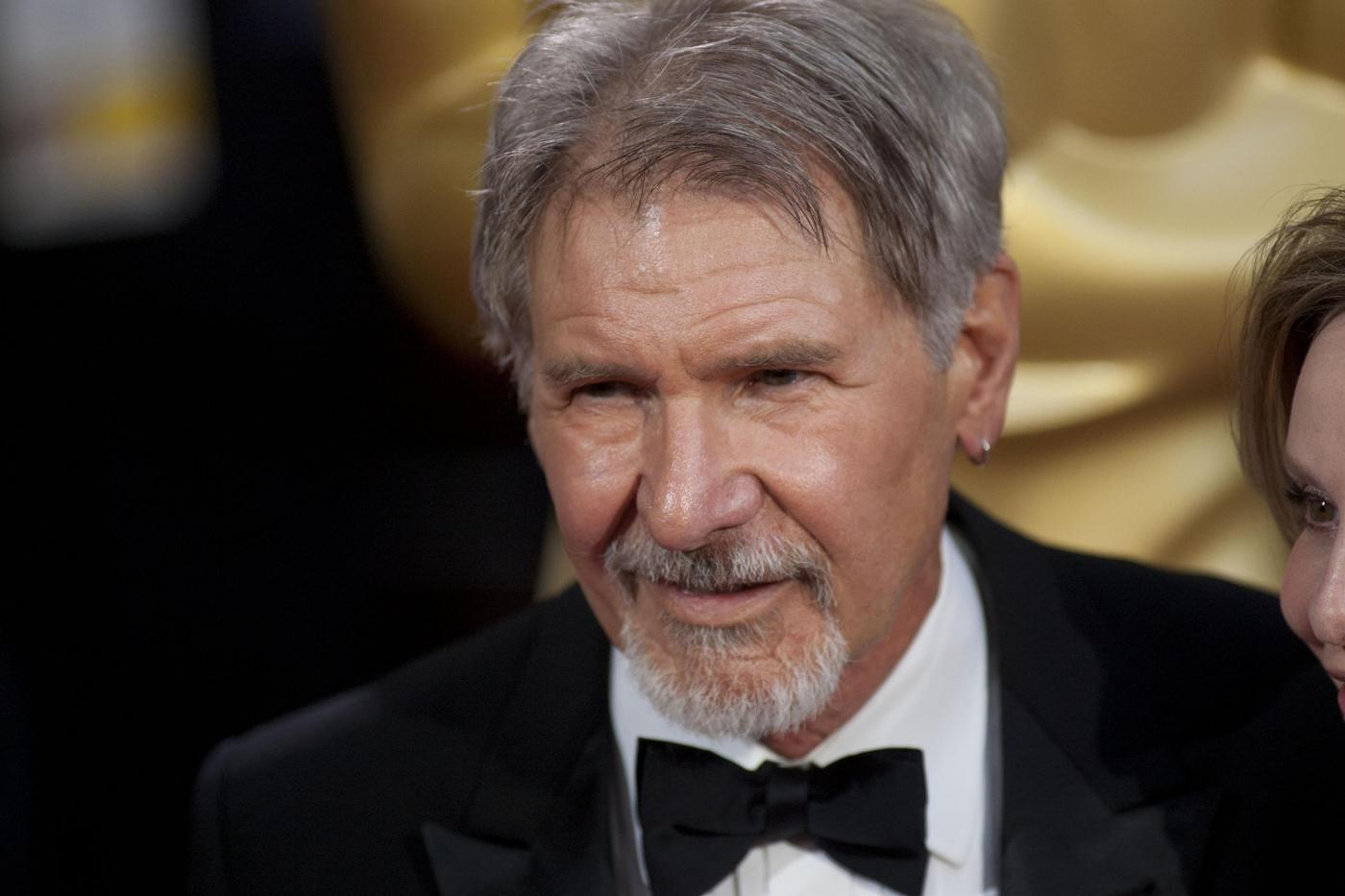 Harrison Ford, incidente durante le riprese di Star Wars