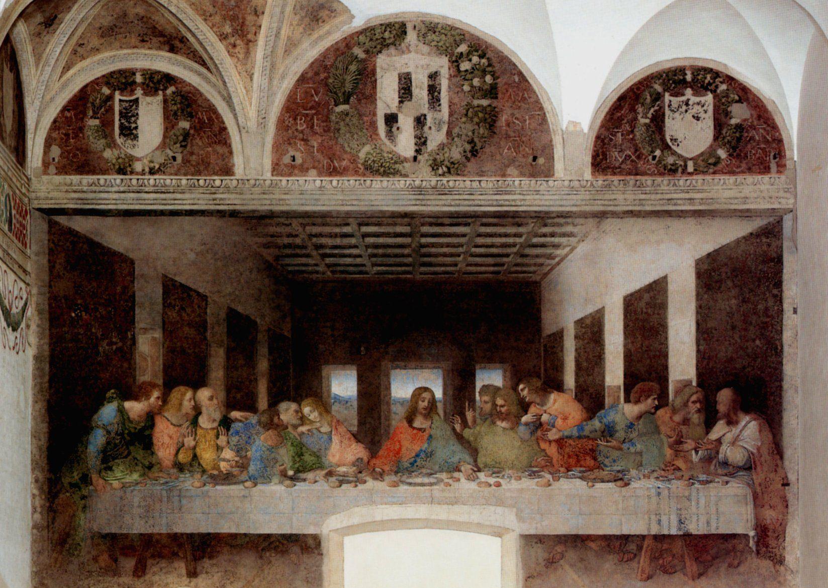 Il Cenacolo di Leonardo 150x150