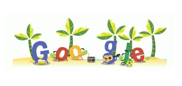 Google e i Doodle furbetti per i Mondiali 2014